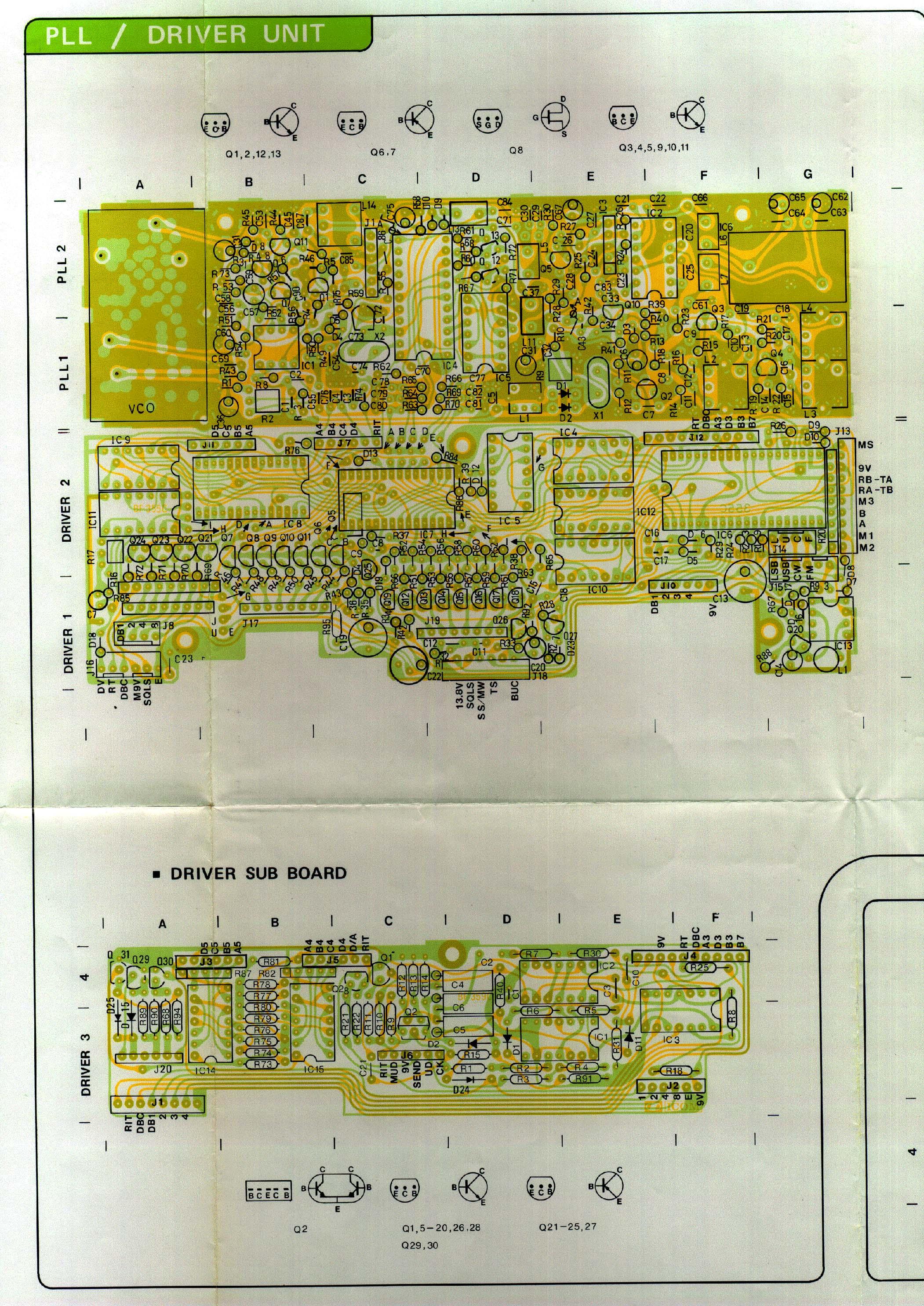 icom-pll Radio Schematics Diagrams on digital multimeter, computer circuit board, hvac system, sony tv, samsung lcd tv,