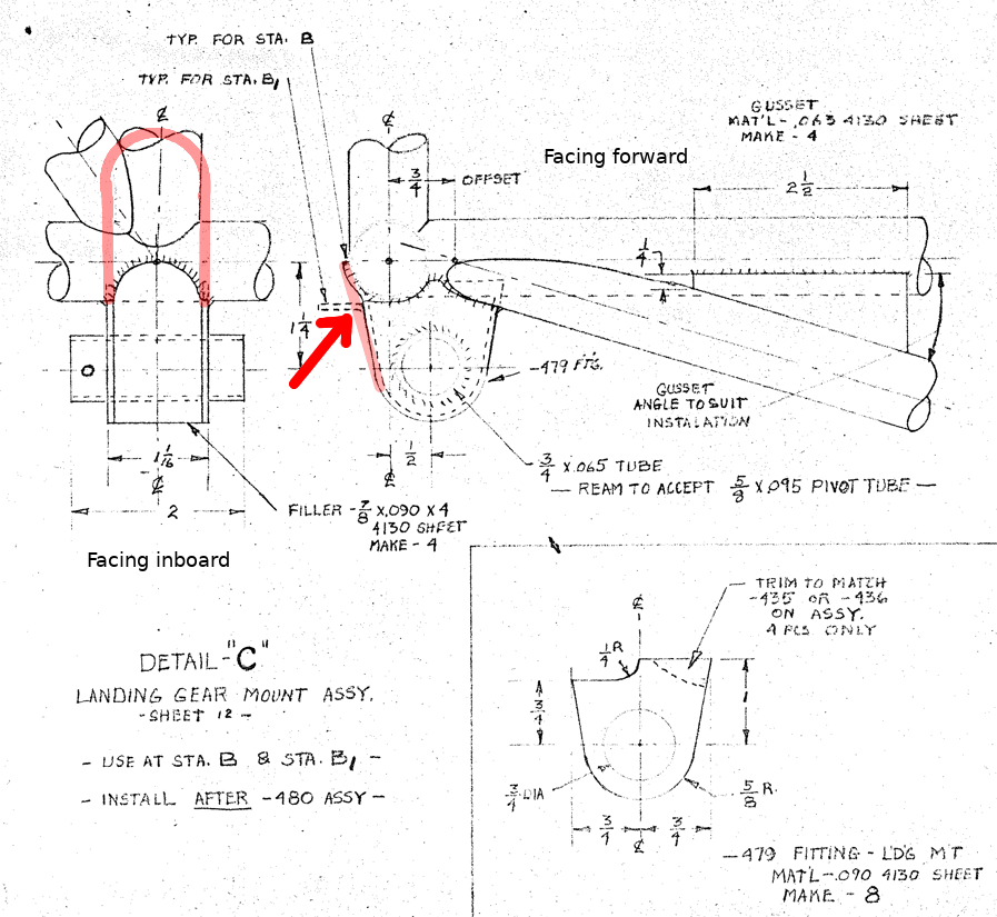 Marquart Charger gear attachment diagram