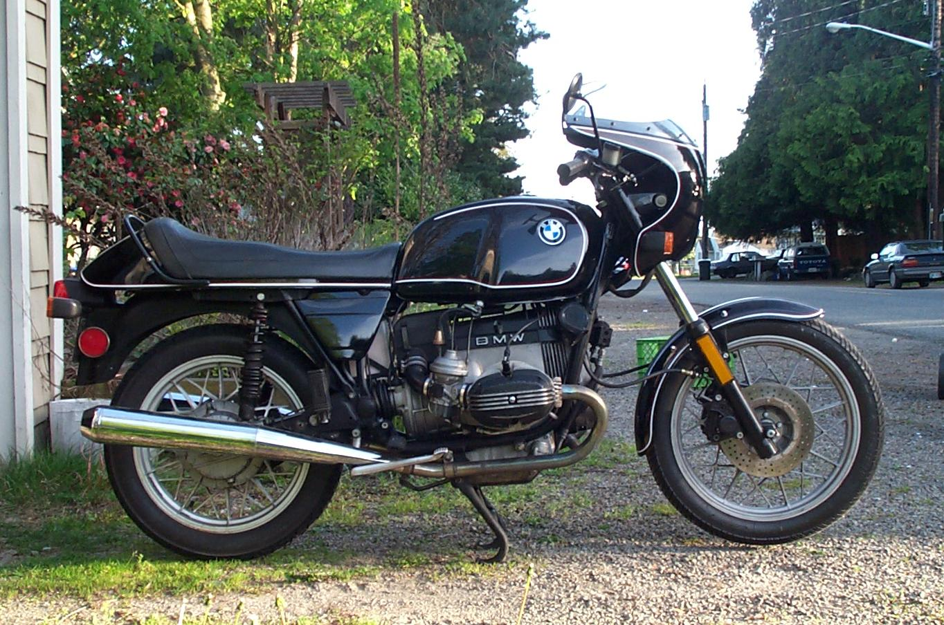 1983 BMW R100S 1 out of 1