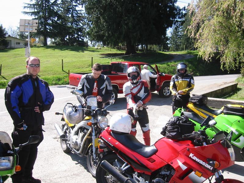 2001 Kawasaki Ninja 250 10,000 mile report