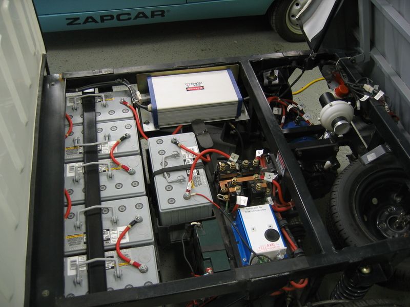 2007 Zap Xebra Pk Electric Truck Review